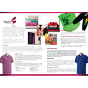 Brochure - Twister Clothing Design