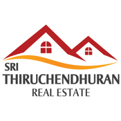 Logo Designs - Sri Thiruchenduran Real Estate, Chennai