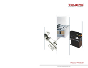 Product Catalogue Designs - TOUCHE Conceptual Hardware, Park Town, Chennai