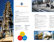 Brochure - Plant Engineering Solution - Inner Page Design