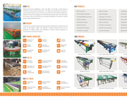 Brochure - Orange Conveyor Systems - Inner Page Design