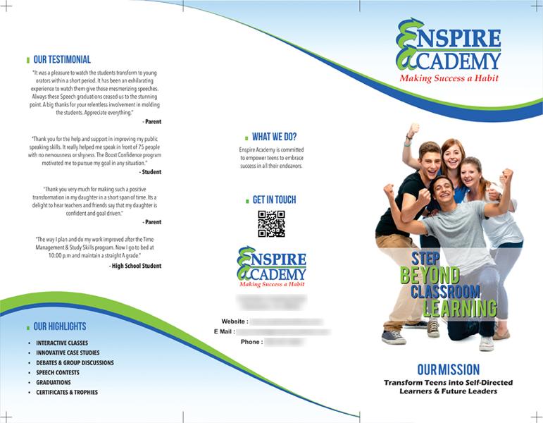 Brochure - Enspire Academy, USA