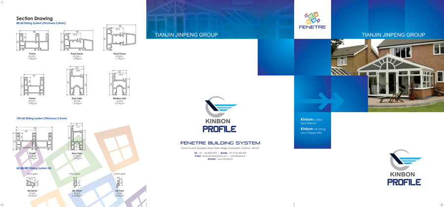 Brochure - Fenetre Building System, Chennai