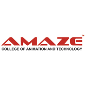 Logo Designs - Amaze College of Animation & Technology, Chennai