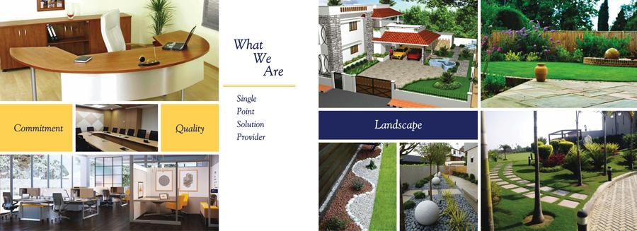 Brochure - J K D'signers, Chennai