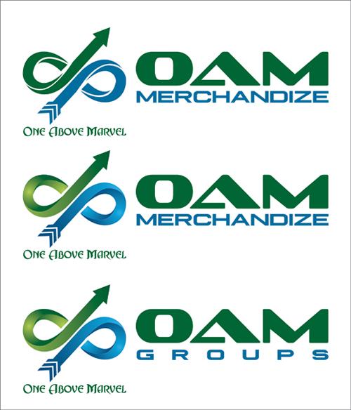 Logo - OAM Merchandize, Anna Nagar East, Chennai