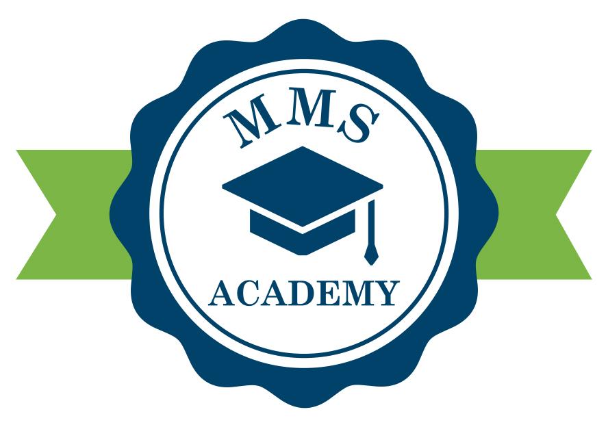 Logo Designs, Branding - MMS Academy, Moolakadai, Chennai
