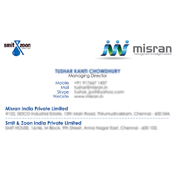 Business Card Designs - Misran India Private Limited, Anna Nagar East, Chennai