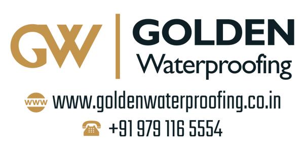 Brand Logo Designing Services - Golden Waterproofing, Shenoy Nagar, Chennai