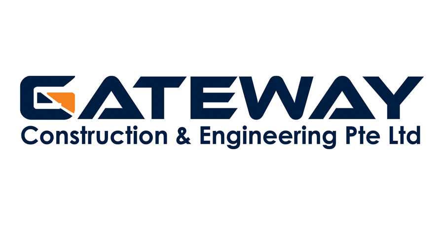 Branding Logo Designing Services - Gateway Construction and Engineering Pte Ltd, Singapore