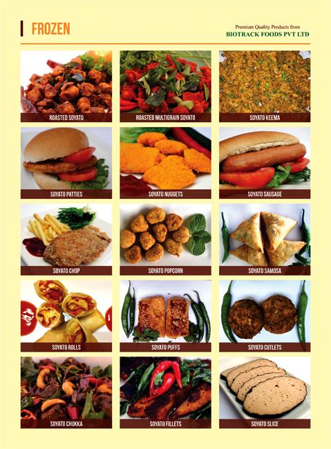Brochure design - Biotrack Foods Pvt Ltd, Anna Nagar West, Chennai