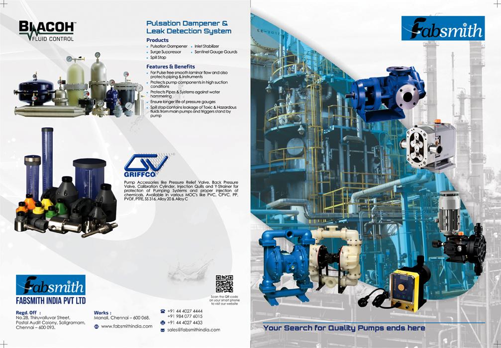 Brochure Desinging Services - Fabsmith India Pvt Ltd, Saligramam, Chennai