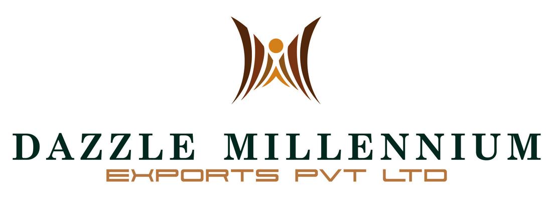 Logo Designs, Dazzle Millennium Exports Private Limited, Ambur