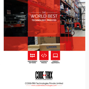 Brochure Designs - CODEnTRIX Technologies Private Limited, Arumbakkam, Chennai