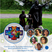 Brochure Designs - Presentation Sisters, Church Park, Chennai