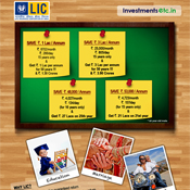 Brochure Designs - Financial Goal Planner, Invertmentetc.in, Ashok Nagar, Chennai