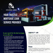 Brochure Designs - Galaxy Credit Services, Vepery, Chennai