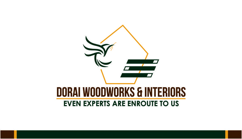 Brand Logo Designing Service - Dorai Wood Works & Interiors, Puttur, Chittoor