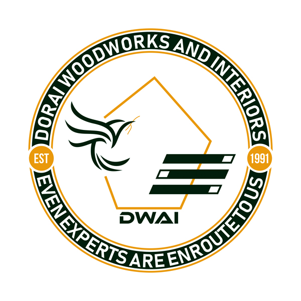 Logo Designing Service - Dorai Wood Works & Interiors, Puttur, Chittoor