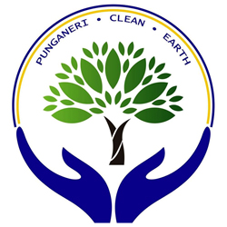 Logo Designs - Punganeri Clean Earth, Anna Nagar West Extension, Chennai