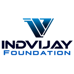 Logo Designs - Induvijay Foundation, Choolaimedu, Chennai
