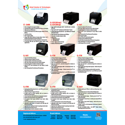 Brochure Designs - Pamphlet - Retail Solution & Technologies, Mandaveli, Chennai