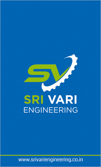 Business Card Designing Services In Chennai- Sri Vari Engineering, Kolathur, Chennai.