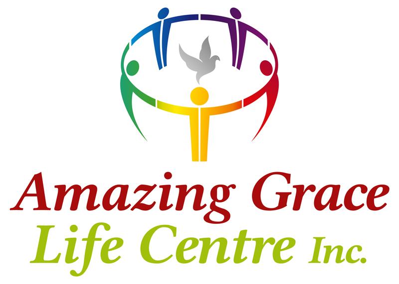 Logo Designers in Chennai - Amazing Grace Life Centre Inc, Australia.