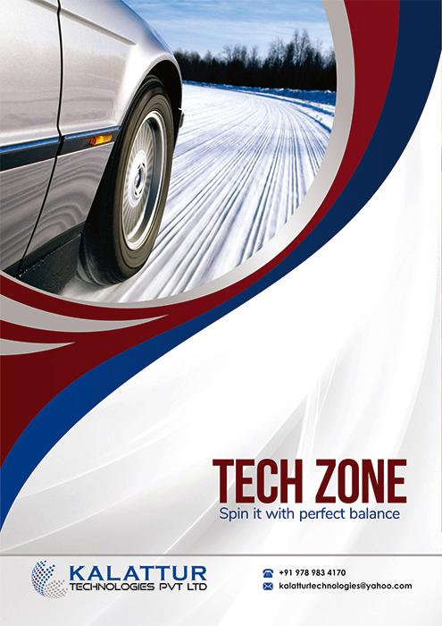 Brochure Designing Services - Kalattur Technologies Pvt Ltd, Ashok Nagar, Chennai
