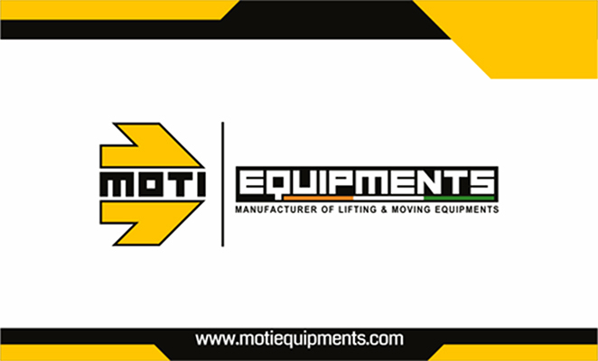 Letter Cover Designing Services - Moti Equipments, Ambattur, Chennai.