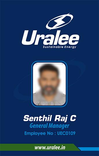 ID Card Designing Services - Uralee Engineering And Contracting (P) Ltd,Kolattur,Chennai.